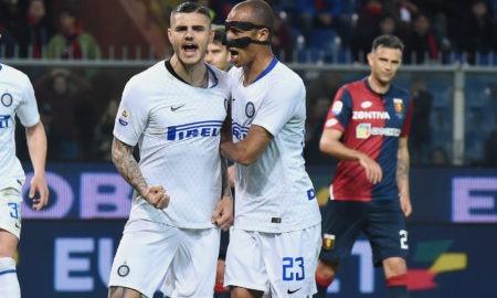 Frosinone-Inter domenica 14 aprile