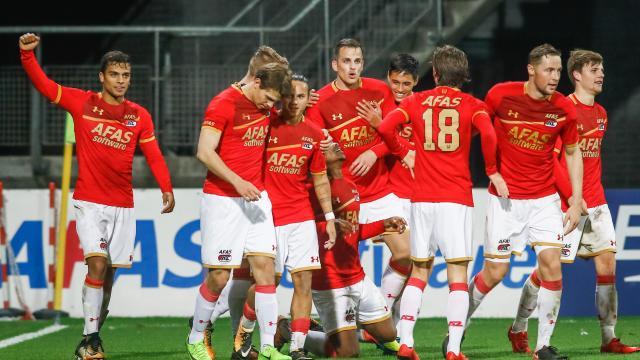 Jong AZ-Helmond venerdì 5 ottobre