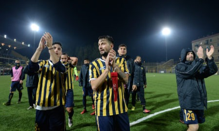Juve Stabia-Reggina domenica 24 febbraio