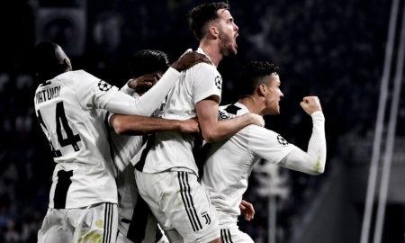 Foto Champions ed Europa League: tutte le immagini più belle