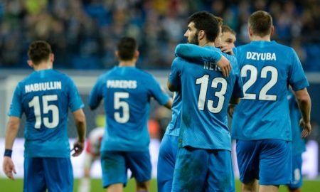 Arsenal Tula-Zenit 3 dicembre: si gioca per la 16 esima giornata del campionato russo. Gli ospiti sono favoriti per i 3 punti.