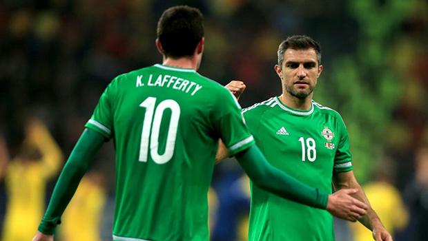 Irlanda del Nord-Estonia 21 marzo: si gioca per la prima giornata del gruppo C di qualificazione all'Europeo. E' sfida di secondo piano.