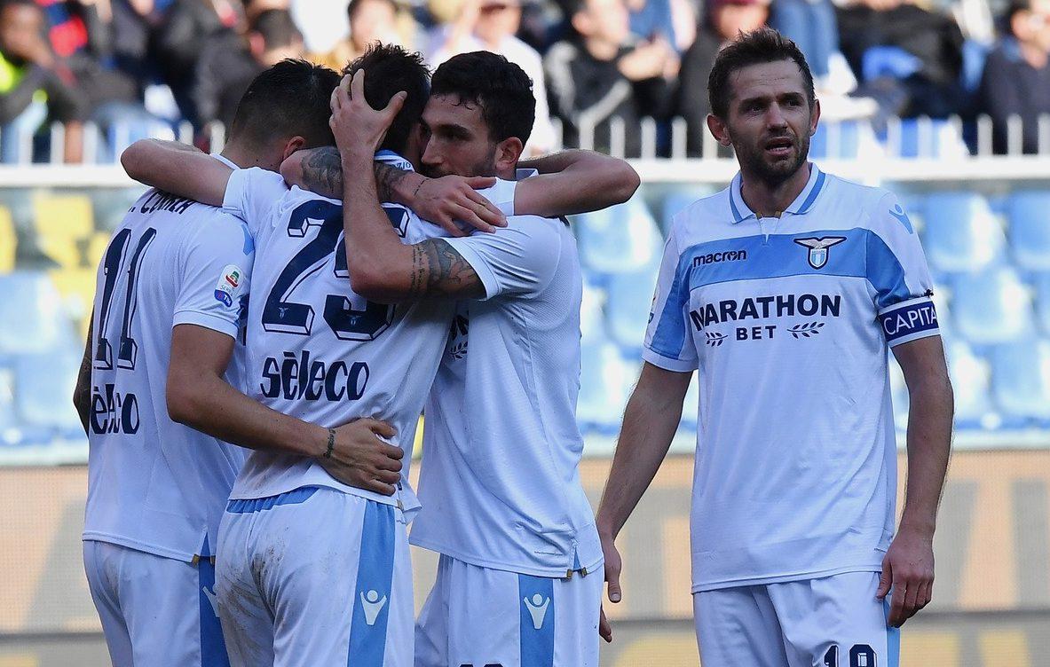 Lazio-Chievo sabato 20 aprile