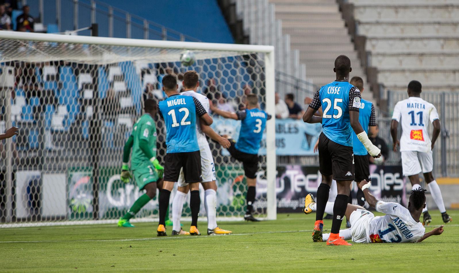 Ligue 2, Le Havre-Red Star 21 gennaio: obiettivi diversi per queste due compagini