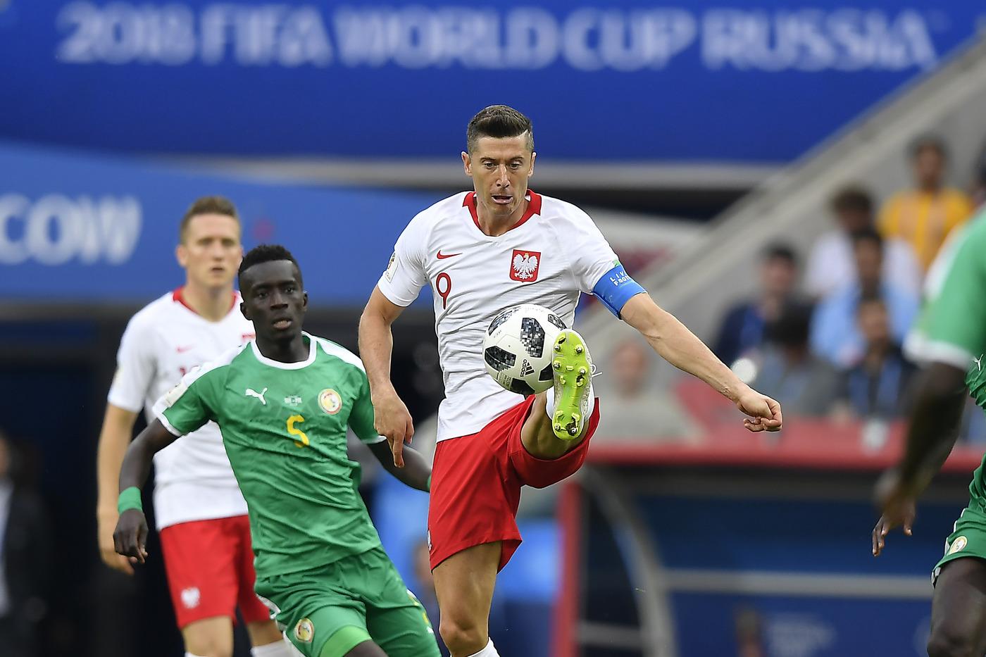 Polonia-Colombia domenica 24 giugno, analisi e pronostico Mondiali Russia 2018 girone H