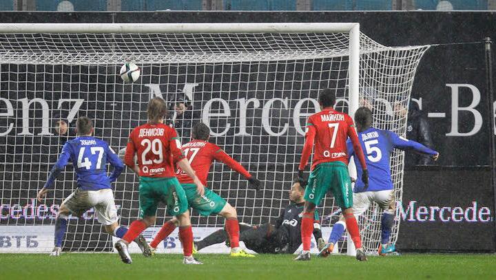 SKA Khabarovsk-Lokomotiv Mosca 27 novembre, analisi e pronostico Russia Premier League