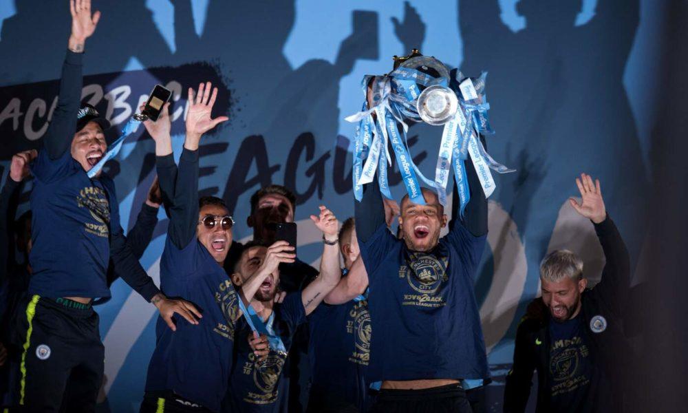 Premier League, il Manchester City è campione d'Inghilterra