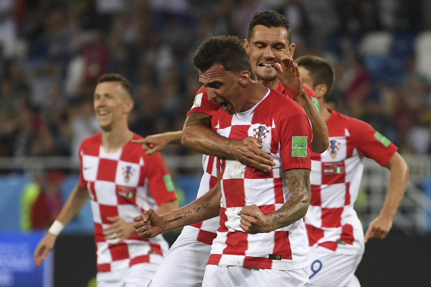 Croazia-Inghilterra mercoledì 11 luglio, analisi e pronostico semifinale Mondiali Russia 2018
