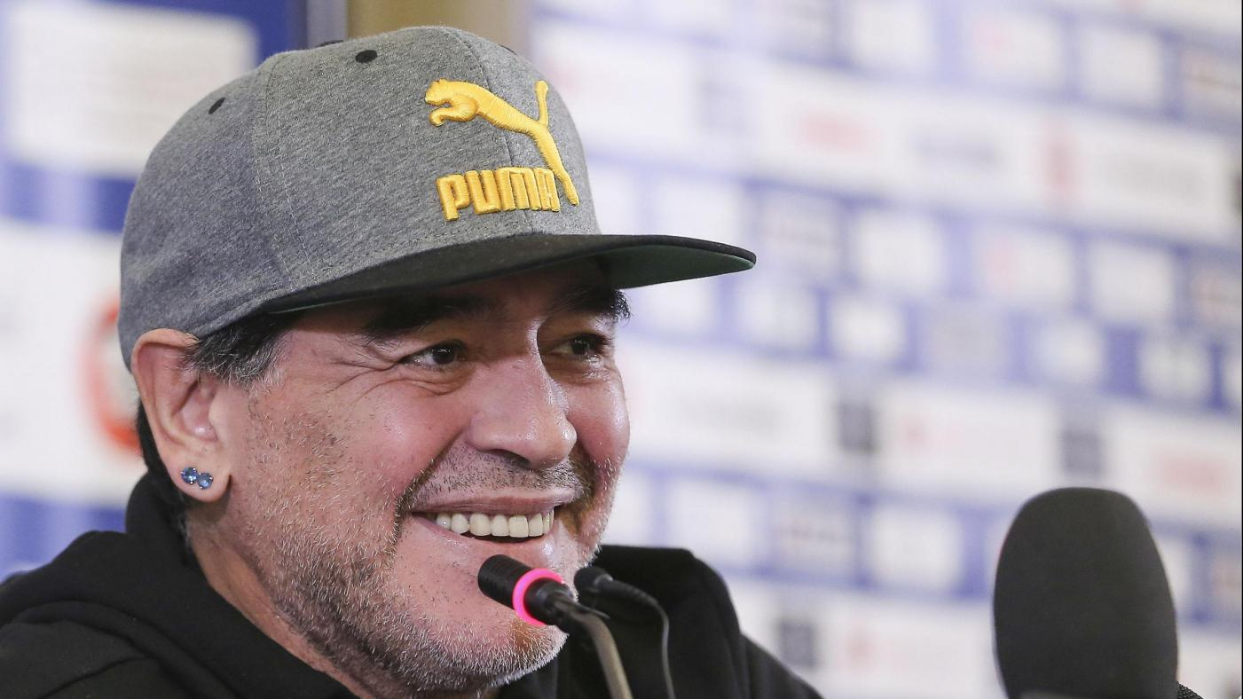 Maradona compie 57 anni! Auguri Pibe de Oro