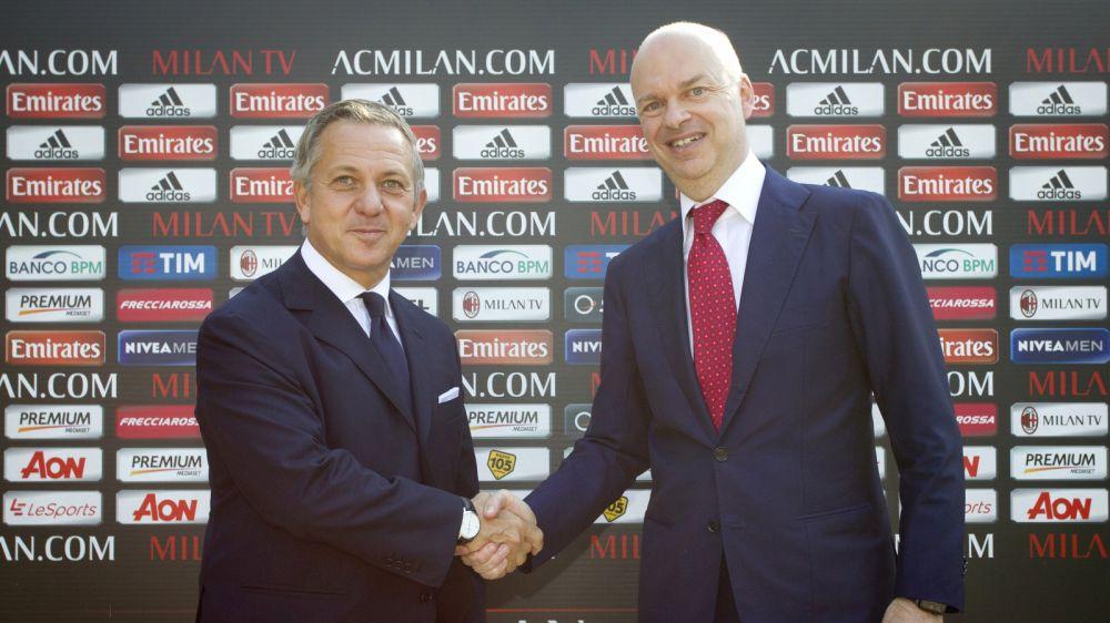 Elliott-Milan: tutto congelato per il cambio dirigenziale