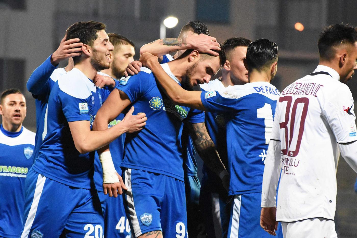 Matera-Viterbese 10 novembre: si gioca per il gruppo C della Serie C. Si affrontano 2 squadre in grossa difficoltà nell'ultimo periodo.