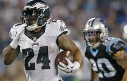 NFL, Philadelphia Eagles-Washington Redskins 24 ottobre