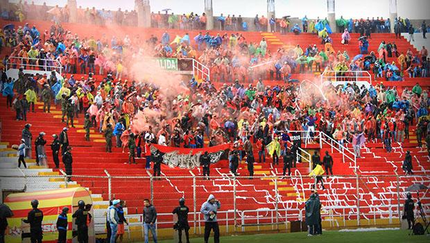 Primera Division Perù giovedì 16 agosto