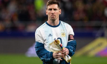 Argentina-Colombia sabato 15 giugno