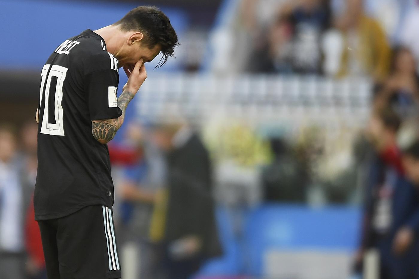 Argentina-Croazia giovedì 21 giugno, analisi e pronostico Mondiali Russia 2018 girone D