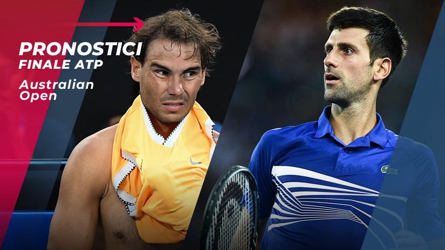 Tennis Australian Open 2019 Finale ATP: I Pronostici del PROF!