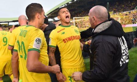 Nantes-Lione 12 aprile: si gioca per la 32 esima giornata della Serie A francese. Ospiti favoriti per la conquista dei 3 punti in palio.