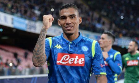 Mercato Napoli 28 gennaio: il PSG non si rassegna per Allan. Possibile un assalto dei parigini al giocatore la prossima estate.