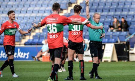NEC Nijmegen-Jong PSV venerdì 14 settembre