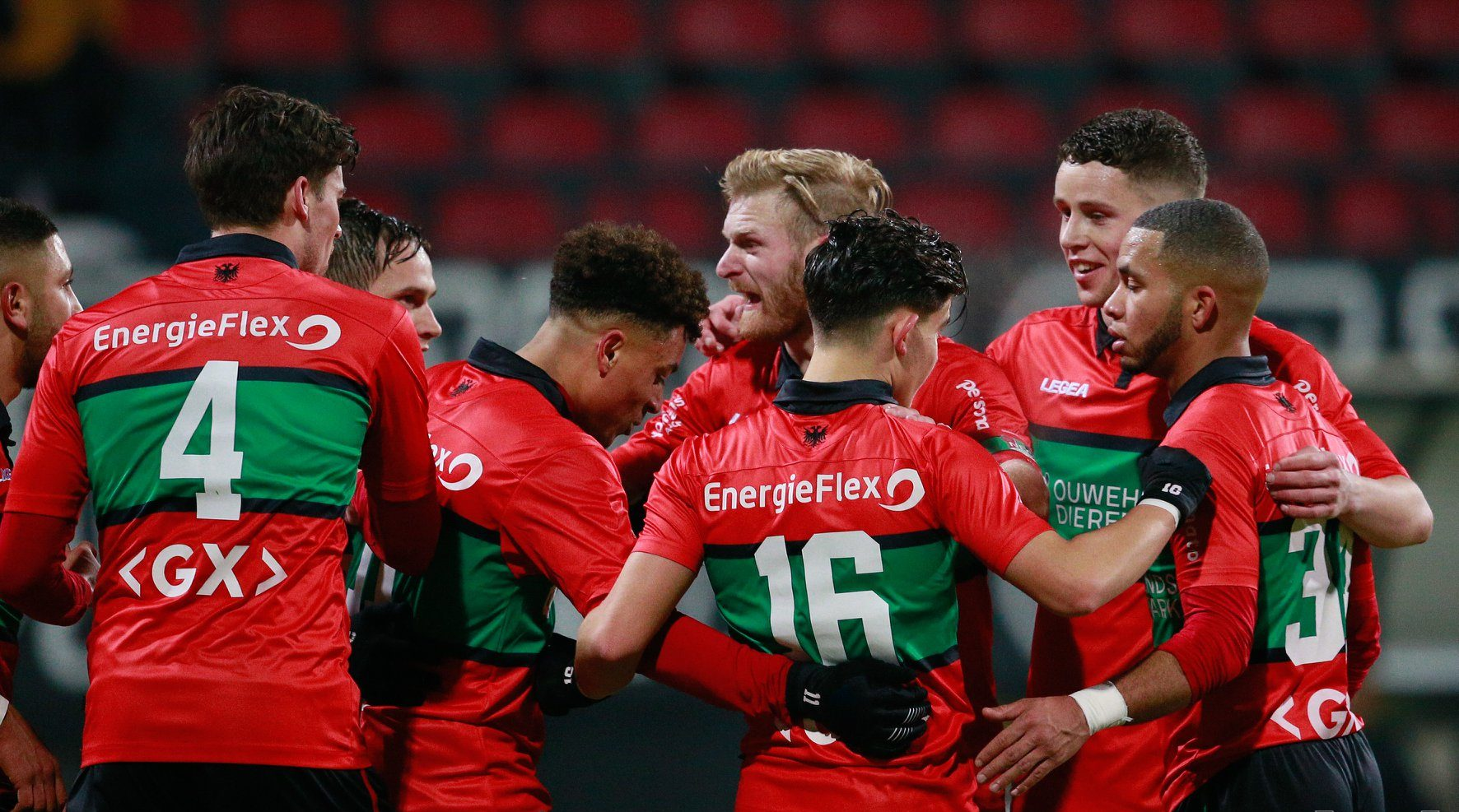 Jong Ajax-NEC Nijmegen venerdì 9 novembre
