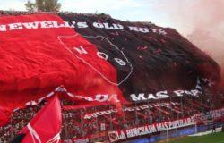 Newell's Old Boys-Deportivo Rincon 18 maggio