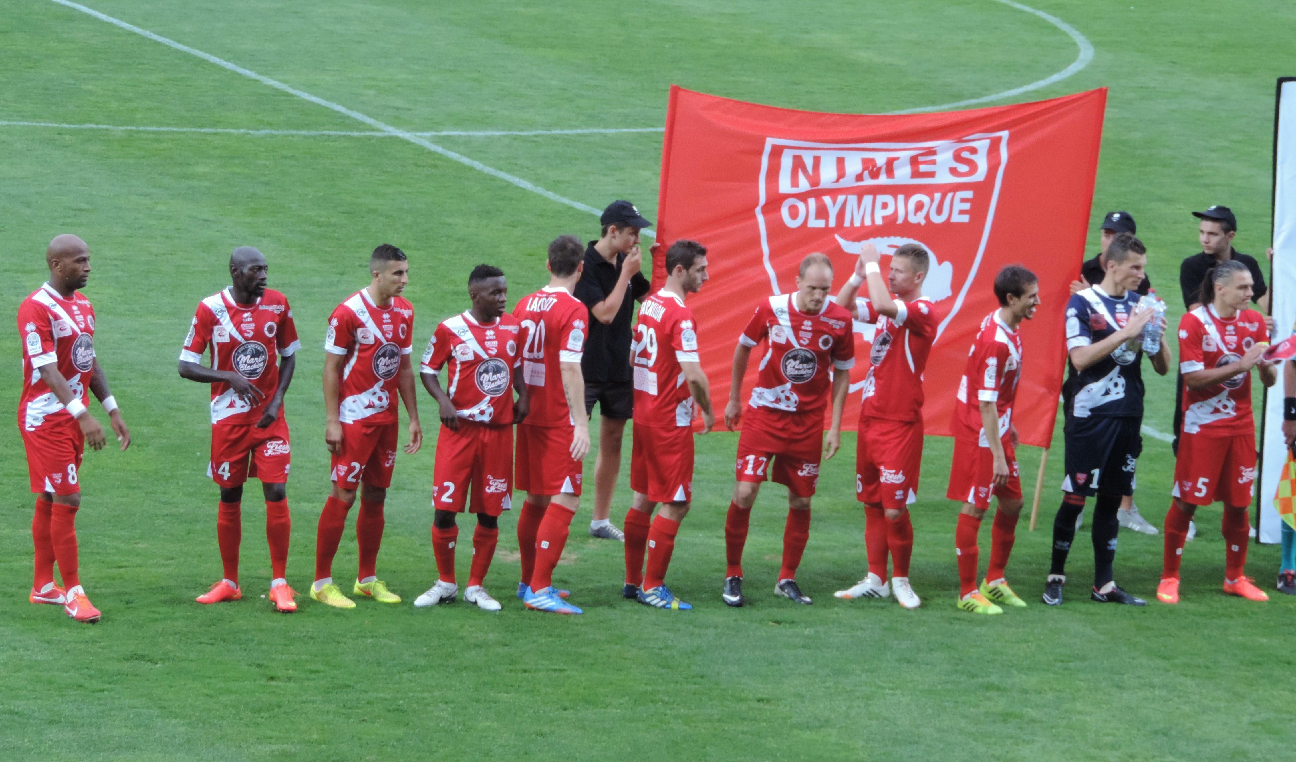 Nimes-Nizza 10 novembre: match valido per la 13 esima giornata della Ligue 1. Gli uomini di Vieira cercano la terza vittoria di fila.