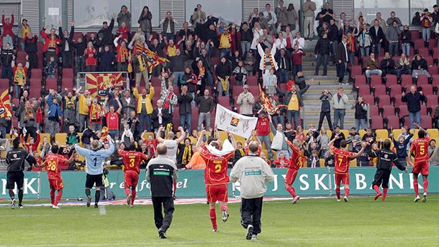 Nordsjaelland-Aarhus 10 dicembre: match della 19 esima giornata del campionato danese. Entrambi i club hanno vinto nell'ultimo turno.