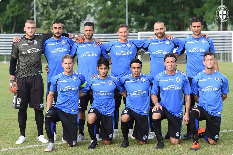 Pontedera-Novara 16 settembre