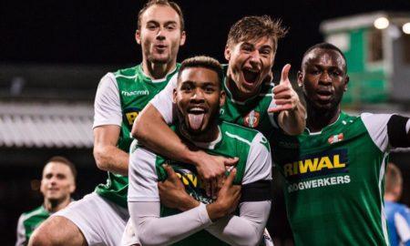 Dordrecht-Eindhoven 17 novembre: si gioca per la 14 esima giornata della Serie B olandese. Si sfiano 2 squadre in piena crisi.