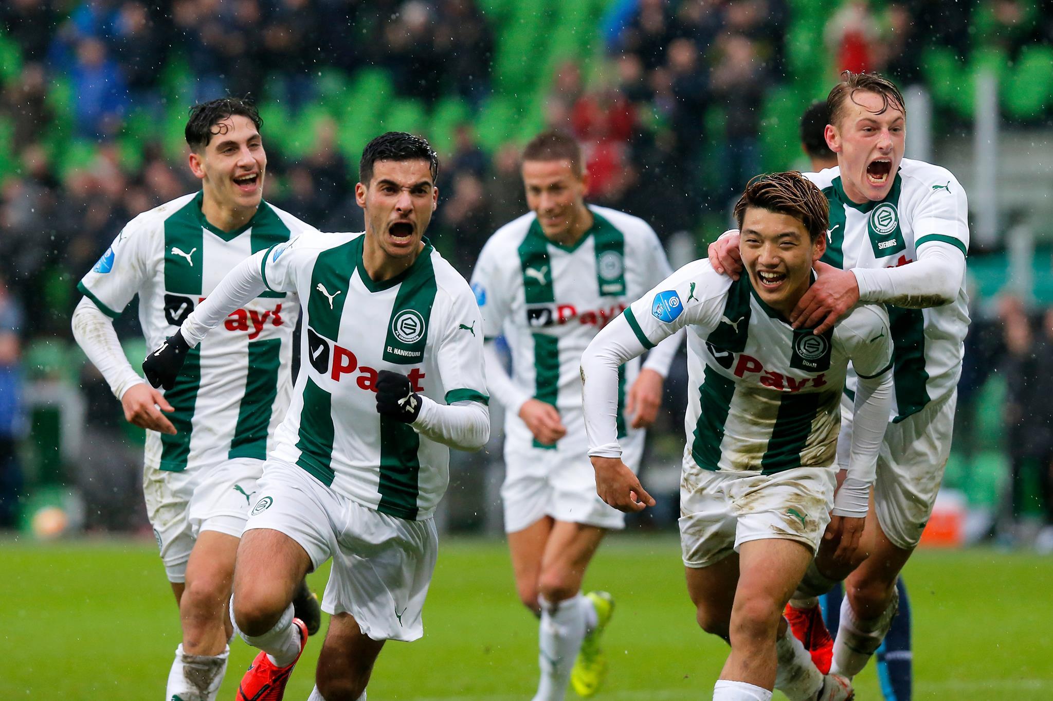 FC Emmen-Groningen 15 maggio: si gioca per l'ultima giornata della Serie A olandese. Sfida importantissima per gli ospiti.