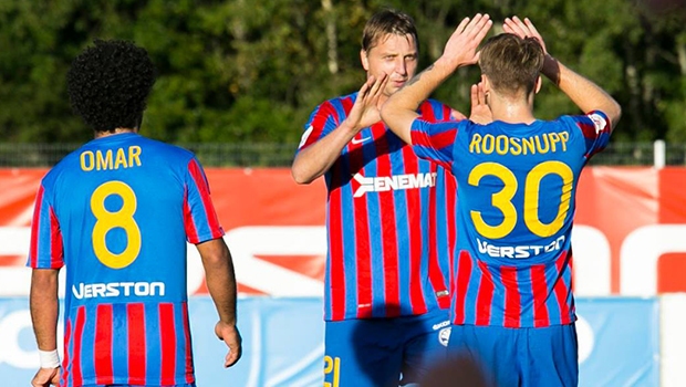 Estonia Esiliiga: tre gare in serie cadetta