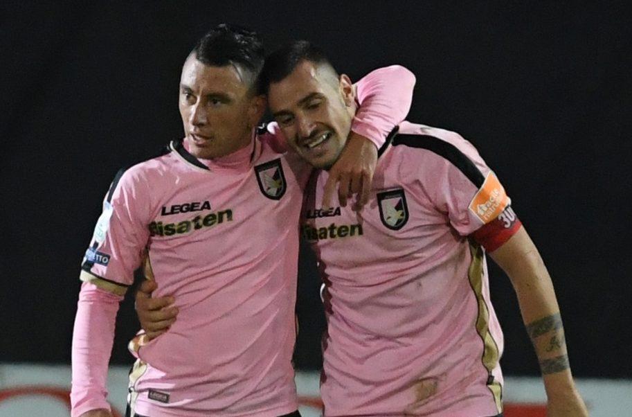 Palermo-Pescara domenica 11 novembre