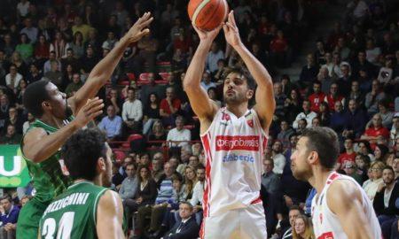 Serie A Basket domenica 23 dicembre