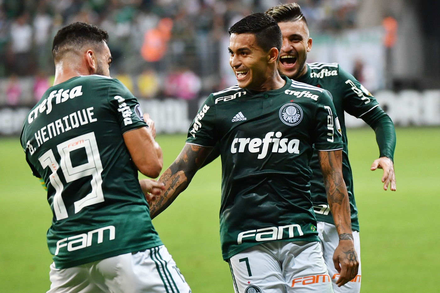 Palmeiras-Avai giovedì 13 giugno