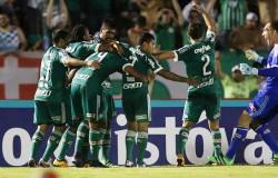 Atletico Paranaense-Palmeiras domenica 3 dicembre