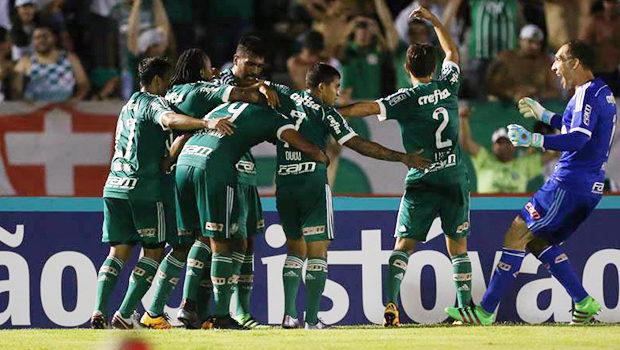 Avai-Palmeiras lunedì 20 novembre, analisi e pronostico Brasile Serie A