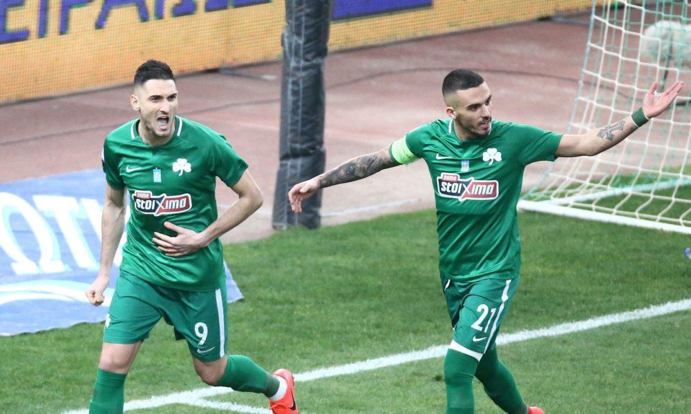 Super League Grecia 14 aprile: si giocano le gare della 28 esima giornata del campionato greco. PAOK in vetta con 73 punti all'attivo.