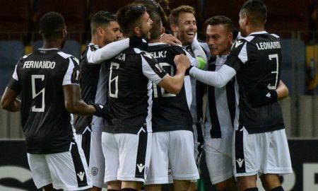 Super League Grecia 10 dicembre: si giocano 2 gare della 13 esima giornata del campionato greco. PAOK in vetta a 32 punti.
