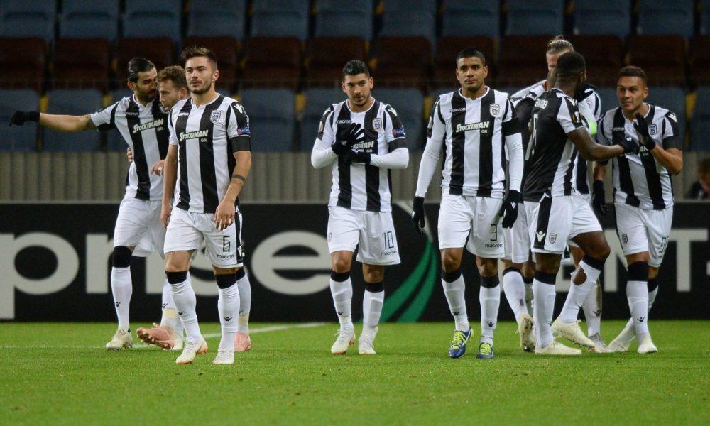Grecia Super League domenica 21 aprile. In Grecia 29ma giornata della Super League. PAOK primo a quota 74, +5 sull'Olympiakos secondo