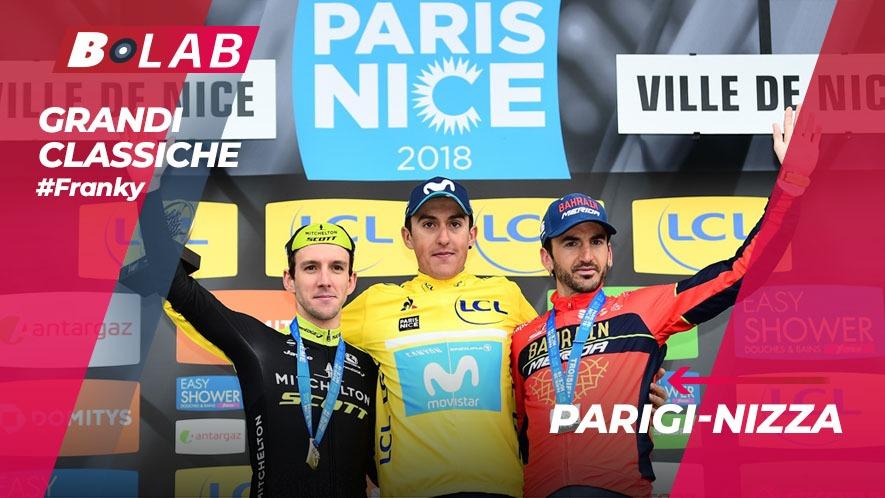 Parigi-Nizza 2019: favoriti, analisi del percorso e tutti i consigli per provare la cassa insieme al B-Lab nel blog di #Franky!