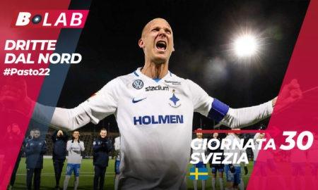 Svezia pronostici Giornata 30