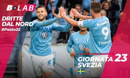 Svezia pronostici Giornata 23