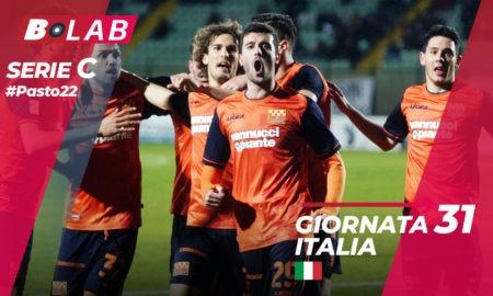 Pronostici Serie C 16 marzo