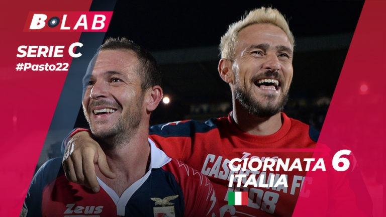 Pronostici Serie C 13 ottobre