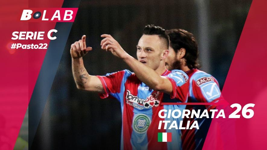 Pronostici Serie C 13 febbraio