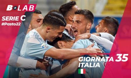 Pronostici Serie C 13 aprile