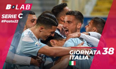 Pronostici Serie C 4 maggio