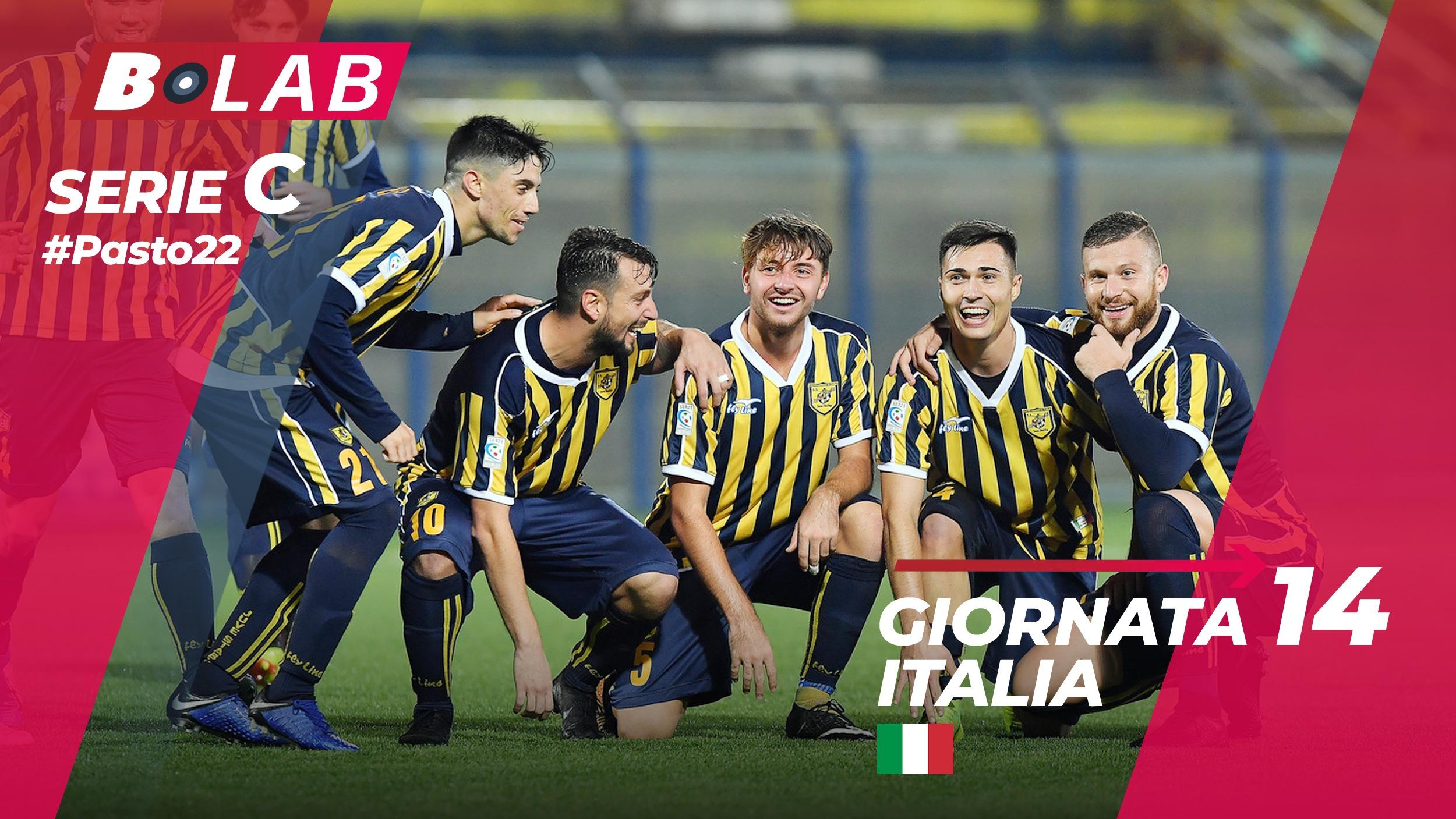 Pronostici Serie C 2 dicembre: #Csiamo, il blog di #Pasto22