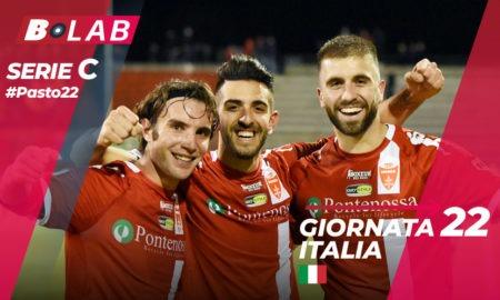 Pronostici Serie C 22 gennaio