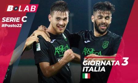 Pronostici Serie C 26 27 settembre: #Csiamo, il blog di #Pasto22